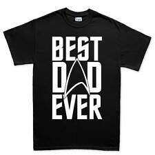Best SCi Fi Dad Father's Day Daddy Mens T shirt Tee Top T-shirt