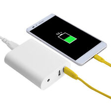 Dual USB Ports Smart Power Charger Fast Charging Charger For Macbook iPhone