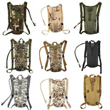 Outdoor Hiking Camping Cycling Hydration Pack Backpack + 3L Water Bladder Bag