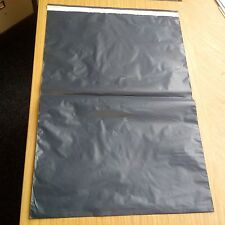 Strong grey mailing postage parcel bags self seal  Heavy duty-VARIOUS SIZES