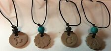 Aromatherapy Diffuser Necklaces, 'Personalized' Essential oil ~ Terra Cotta