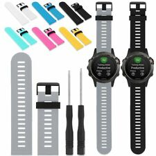 Newest Silicone Strap Replacement Watch Band Bracelet For Garmin Fenix3 Fenix 5x
