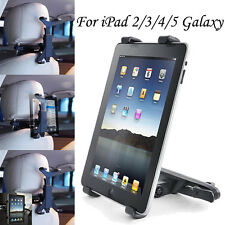 1PC TC-13 Car Back Seat Headrest Mount Holder for iPad 2/3/4/5 Galaxy Tablet PC