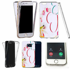 360° Silicone gel full body Case Cover for many mobiles - endearment.