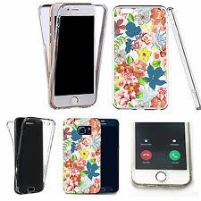 360° Silicone gel full body Case Cover for many mobiles - fragrance.