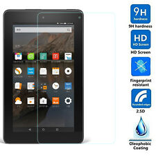 "Tablet Tempered Glass Screen Protector For Amazon Kindle Fire HD 7""/8 6th Gen"