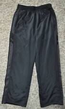 NWT-Boys Tek Gear Black Athletic Pants-size Small or Large