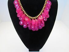 New Celebrity Inspired Trendy Bold Fashion Necklace