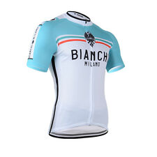 New Summer Mens Cycling Jersey Bicycle Sportswear Short Sleeve Bike Shirt Tops