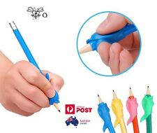 1Pc Silicone Dolphin Children Students Pencil Hold Pen Writing Posture Corrector