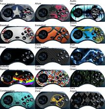 Choose Any 1 Vinyl Decal/Skin  for Sega Saturn MK 2 Controller -Buy 1 Get 1 Free