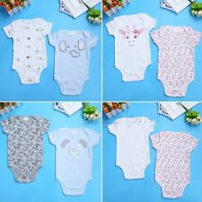 Newborn Infant Kids Baby Boy GIRL Romper Bodysuit Jumpsuit Clothes Outfits Lots!