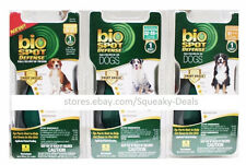 BIO SPOT DEFENSE Smart Shield Drops FLEA & TICKS for Dogs YOU CHOOSE Free Ship