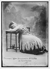 Photo of Mme Marguerita Sylva as Carmen, of the Opera Comique, Boissonas Photo.