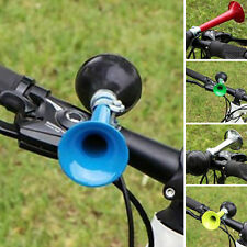 Loud Bicycle Cycle Bike Bell Vintage Retro Hooter Air Horn Push Squeeze Handle