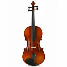 "Shimro SA-791 Viola Spruce Maple Ebony Carved 13"" 14"" 15"" 15""1/2 16"" 16""1/2"