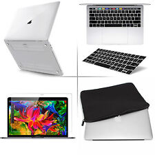 """Premium Laptop Case Cover Bag LCD Film Keyboard For 2016 Macbook Pro 15"""" A1707"""