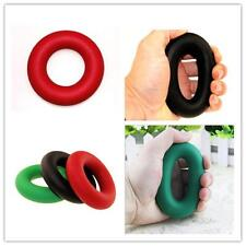 30/40/50 LBS Fitness Strength Exercise Rubber Ring Hand Power Grip Gripper S(