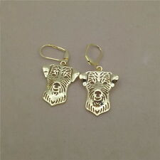 Jack Parson Russell Terrier Hund inspired earrings wirehair Russell Terrier dog