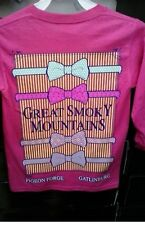 BOWS GREAT SMOKY MOUNTAIN BOWS ~ BOWS T-SHIRT ~ SIZE SELECT LONG SLEEVE