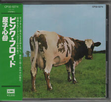 Pink Floyd, Atom Heart Mother (Japan 1st press CD) CP32-5274 with OBI ¥3200