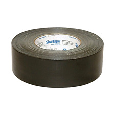 Duct Tape Shurtape Industrial Grade 2 Inch x 60 Yards Black Natural Rubber PC618
