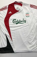 Liverpool Football Club Carlsberg Soccer Jersey by adidas