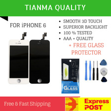 For iPhone 6 White LCD Screen Replacement Digitizer Display Assembly 3D Touch