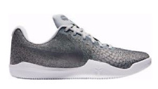 NIKE KOBE MAMBA INSTINCT GREY WHITE 2017 MENS BASKETBALL SHOES **FREE POST AUST
