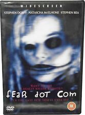 USED Fear Dot Com - Region 2 DVD (K.W)