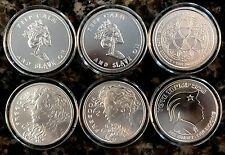 Silver Bullet Silver Shield SBSS 1oz Silver Coin Lot