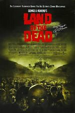 Land Of The Dead (2005) '002' - Art Work - Signed by George Romero [REPRINT]