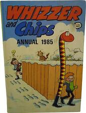USED Whizzer And Chips Annual 1985 (D.T)