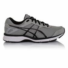Asics Gel-Galaxy 9 Mens Grey Cushioned Running Sports Shoes Trainers Pumps