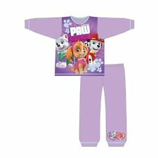 Paw Patrol Girls Pjs Pyjamas Sleepwear 12 18 24 2 3 4 Years Months kids pjs paja