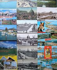 Postcards - NORFOLK (A) - GREAT YARMOUTH - Wellington Pier, Floral Clock, Church
