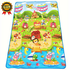 Baby Kids Game Play Floor Child Activity Soft Toy Gym Crawl Creeping Mat Foam