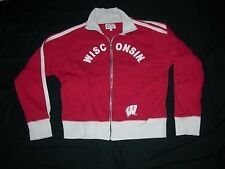 WISCONSIN Women's Jacket, Large, (2) Pouch Pockets, See Pictures.......bb-49