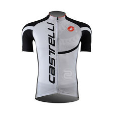 Mens Bicycle Jersey Team Bike Cycling Short Sleeve Top Wear Quick Dry Summer New