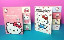 Hello Kitty Post-it Sticky notes 5 pack Kawaii 20 sheets per pad notes book CSA