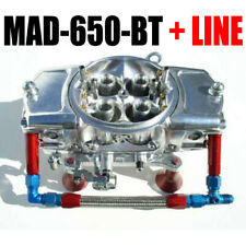MIGHTY DEMON MAD-650-BT MECHANICAL 650 ANNULAR BLOW THRU TURBO RED BLUE LINE KIT
