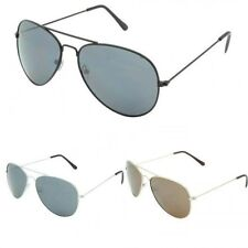 New Mens Womens Ladies Aviator Sunglasses Designer UV400 SE85