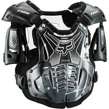 Fox Racing Airframe Motocross Protection Chest Guard Roost Deflectors