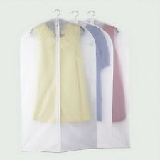 Clothes Dress Protector Dustproof Cover Garment Suit Bag BRAND NEW OI