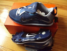 New Nike Air Show Elite MVP Blu/Wht Men Baseball Cleats 334339-411