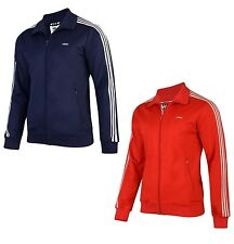 Mens New Adidas Originals Beckenbauer Full Zip Track Top Tracksuit Jacket