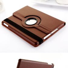 360° SMART Leather Rotation Rotate Case Cover Stand FOR iPad 4/3/2