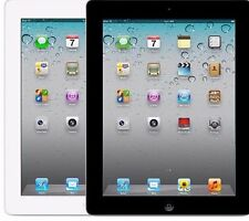 Apple iPad 2 2nd Generation 16/32/64 GB Wifi + 3G Verizon GSM Black & White