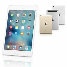 "Apple iPad mini 4 4th Gen 16GB Wi-Fi + 4G GSM Unlocked 7.9"" Retina Tablet"
