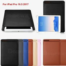 Ultra-thin Leather Sleeve Case Cover Pouch Skin for Apple Pencil& iPad Pro 10.5